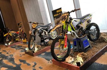 Balap Grasstrack Makin Ramai, Dunlop Boyong DGX-01