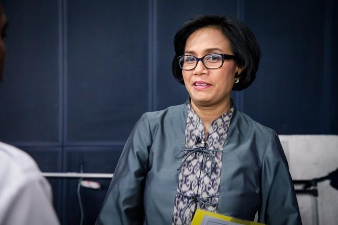 Menteri Keuangan Sri Mulyani. (FOTO: MI/Permana)