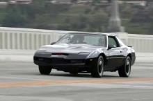 Intip Pontiac Trans Am 1982 di Film Knight Rider