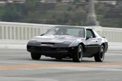 Intip Pontiac Trans Am 1982 di Film Knight Rider