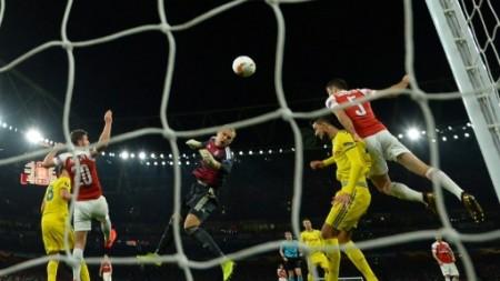 Bungkam BATE, Arsenal Lolos ke 16 Besar Liga Europa