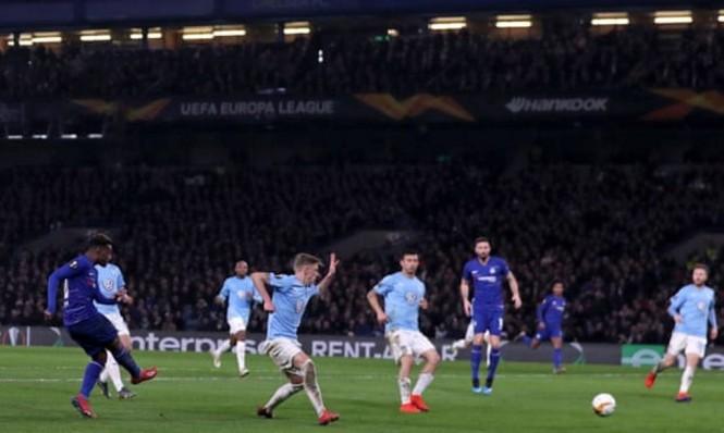 Chelsea menang atas Malmo. (Foto: AFP)