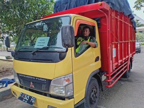 KPU Brebes Mulai Distribusikan Logistik Pemilu ke Kecamatan