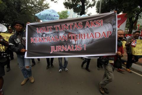 AJI Kecam Kekerasan terhadap Jurnalis saat Munajat 212