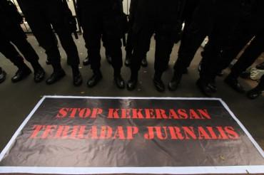 Kekerasan terhadap Jurnalis di Munajat 212 Harus Diusut