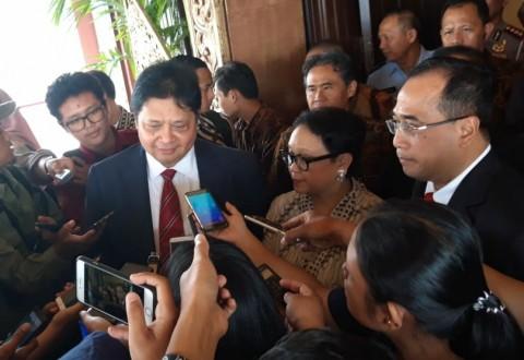 Tiga Menteri Kabinet Kerja Diganjar Penghargaan