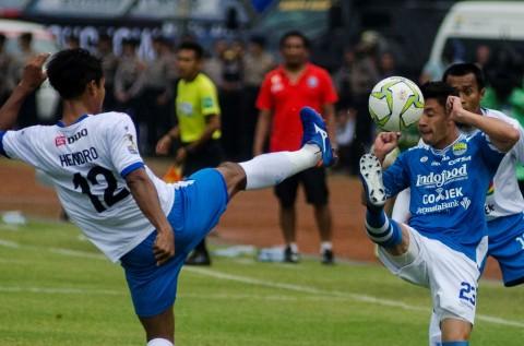Jadwal Siaran Langsung Arema vs Persib Bandung Sore Ini