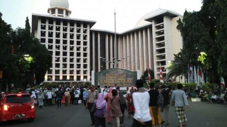 41 Tahun Patriotisme Masjid Istiqlal