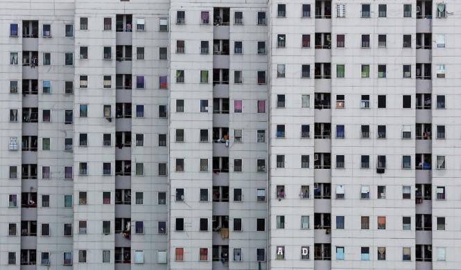 Aparatur Sipil Negara (ASN), TNI dan Polri dengan penghasilan Rp8 Juta bisa membeli rumah subsidi. (Foto: MI/Ramdani)