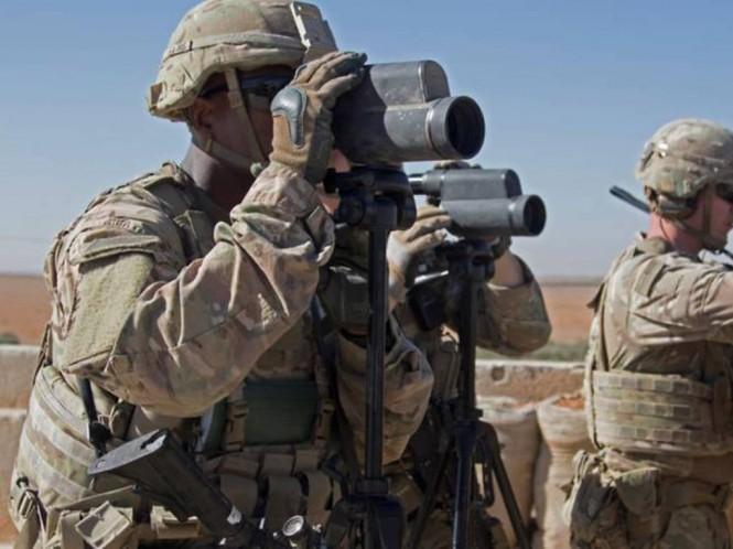 AS sisakan 200 pasukan penjaga perdamaian di Suriah sebelum menarik militernya. (Foto: Channel News Asia.).