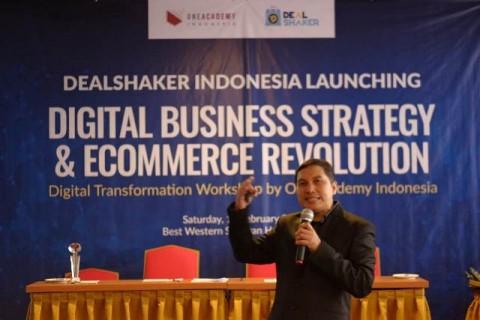 Umkm Hadapi Persaingan Global Lewat Promosi Digital