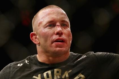Legenda UFC, Georges St Pierre Pensiun