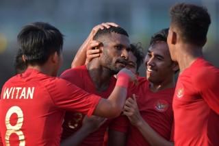 Susunan Pemain Timnas U-22 vs Kamboja