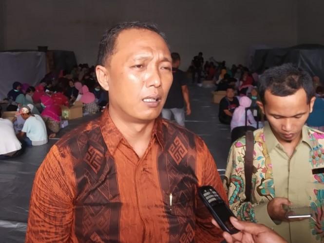 Ketua Komisi Pemilihan Umum (KPU) Daerah Sumenep, A Warits. Medcom.id / Rahmatullah