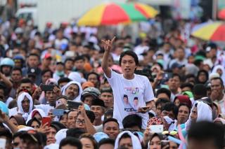Relawan Fortuna Sultra Deklarasi Dukung Jokowi-Ma'ruf Amin