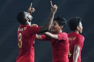 Kalahkan Kamboja 2-0, Garuda Muda Lolos ke Semifinal Piala AFF