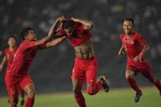 Marinus: Indonesia Bermain dengan Motivasi Tinggi