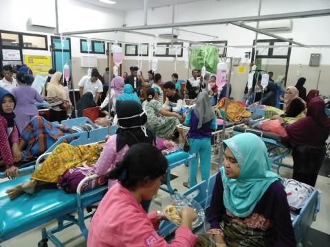 Polisi Bidik Tersangka Keracunan Massal di Gowa