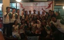 Jaringan Muda Depok Deklarasi Dukung Jokowi-Ma'ruf