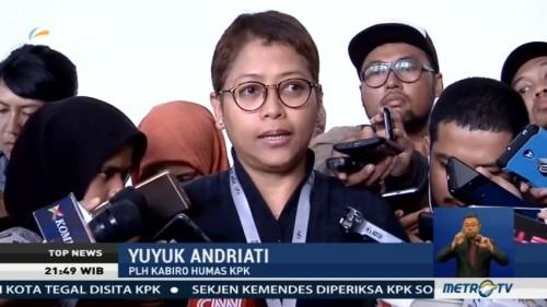 Kabag Pemberitaan dan Publikasi Biro Humas KPK, Yuyuk Andriati