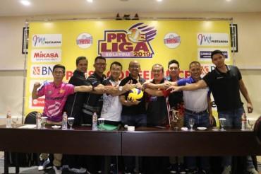 4 Tim Berebut Juara Proliga 2019
