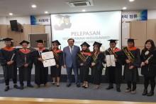 Lulusan asal Indonesia Tuai Pujian di Korsel