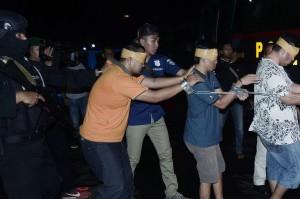 17 Napi Lapas Rajabasa Dipindahkan ke Cipinang