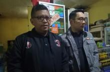 TKN: Jokowi-Ma'ruf Unggul 4,1 Persen di Jabar