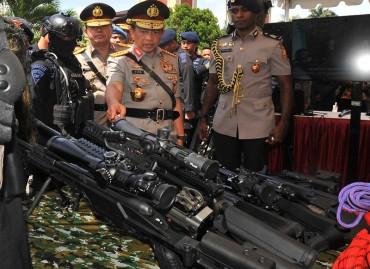 Kapolri Ajak Warga Aceh Tetap Menjaga Keamanan