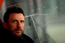 Di Francesco Minta Roma Tak Pikirkan Lazio