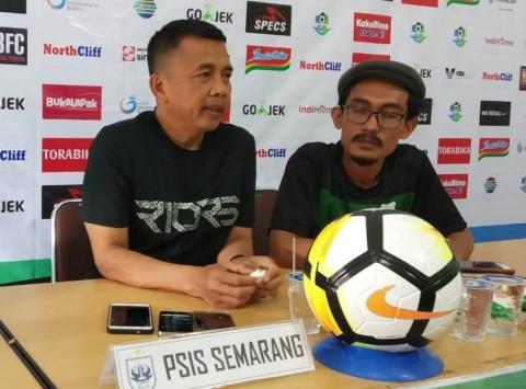 PSIS Belum Tentukan Pemain untuk Jamu Bhayangkara
