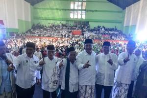 Jokowi-Ma'ruf Amin Ditargetkan Unggul 70 Persen di Tasikmalaya