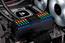 Corsair Dominator Platinum RGB Pasang Kecepatan 4800MHz