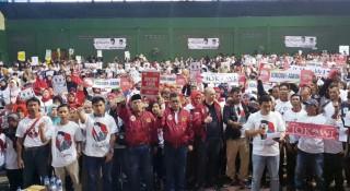 Relawan Jokowi di Bandung Diminta Lebih Giat Berkampanye