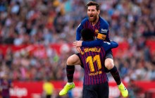 Fakta Menarik Usai Barcelona Bungkam Sevilla