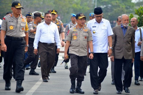 Masyarakat Aceh Diminta ikut Menjaga Stabilitas Keamanan