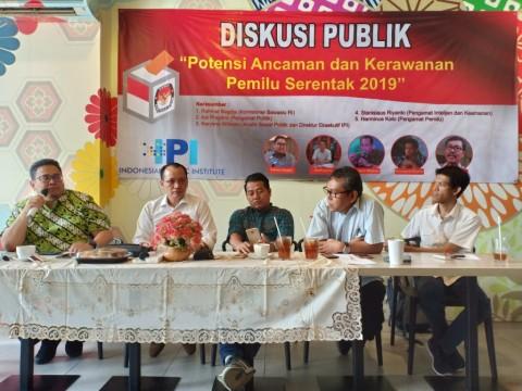 Pemilu di Jawa Dianggap Paling Rawan