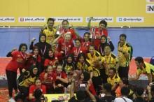 Final Sengit, Popsivo Jadi Jawara Proliga 2019