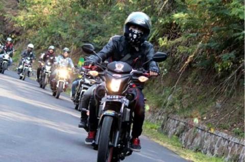 Riding saat Stress, Bisa Ganggu Fokus Berkendara