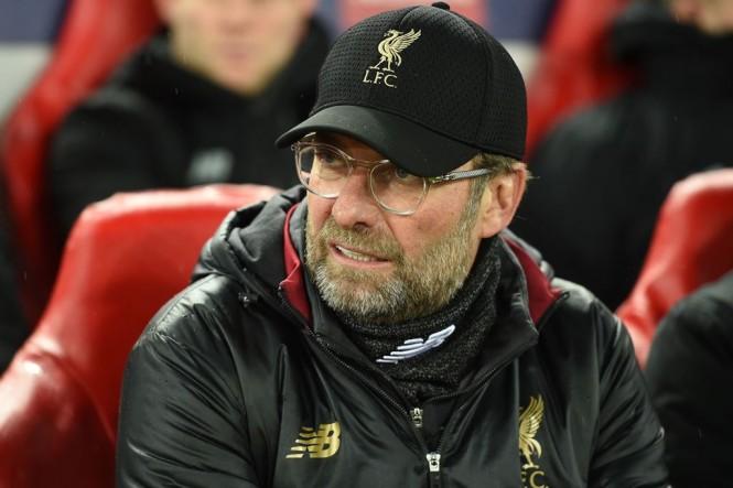 Pelatih Liverpool, Jurgen Klopp (AFP/Oli Scarff)