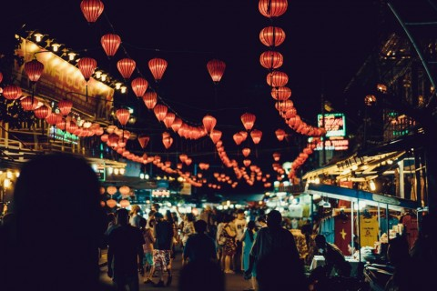 Pasar Malam di Taiwan, Surga Kuliner Tradisional Negara Formosa
