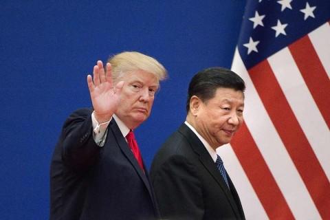 Trump Tunda Pengenaan Tarif Baru untuk Tiongkok