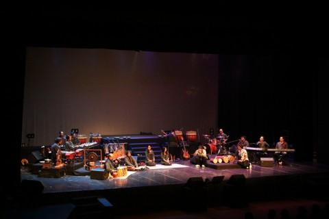 Pesan Keberagaman dan Kritik Djaduk Ferianto di Konser 23 Tahun Kuaetnika