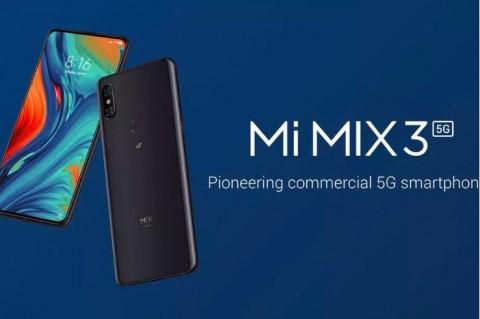 Xiaomi Pamer Mi Mix 3 5G, Harga Rp9,6 Juta