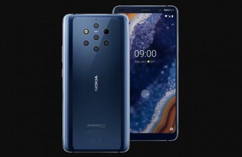 Resmi, Nokia 9 PureView Punya 5 Kamera