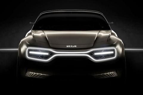 Sportcar Listrik dari Kia, Siap Menggertak
