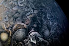 Pesawat NASA Berhasil Dapat Foto Bagus Jupiter, Begini Penampakannya