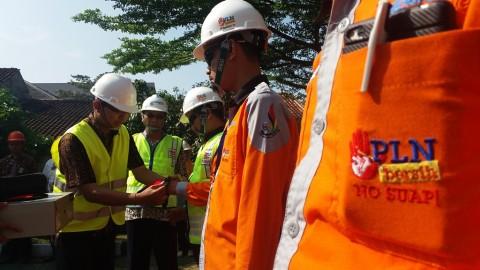PLN Libatkan TNI Bangun Infrastruktur di NTB
