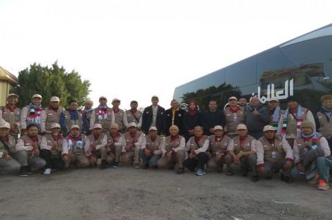 KBRI Kairo Dampingi Relawan MER-C Masuk Jalur Gaza