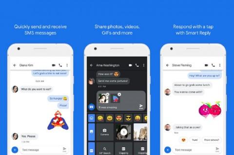 Android Messages Peroleh Integrasi Google Assistant